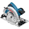 Пила циркулярная Bosch GKS 85 G (0.601.57A.900)  2200Вт 5000об/мин 235х30мм макс.пропил 85мм
