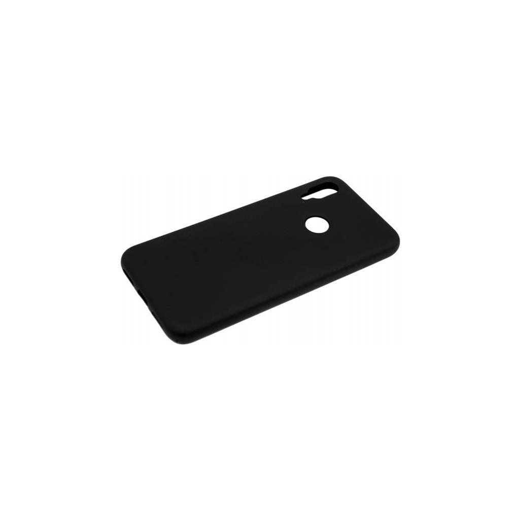Чехол-накладка Hard Case для Xiaomi Redmi Note 7 черный, Borasco