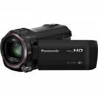 Бюджетный FullHD камкодер Panasonic HC-V770