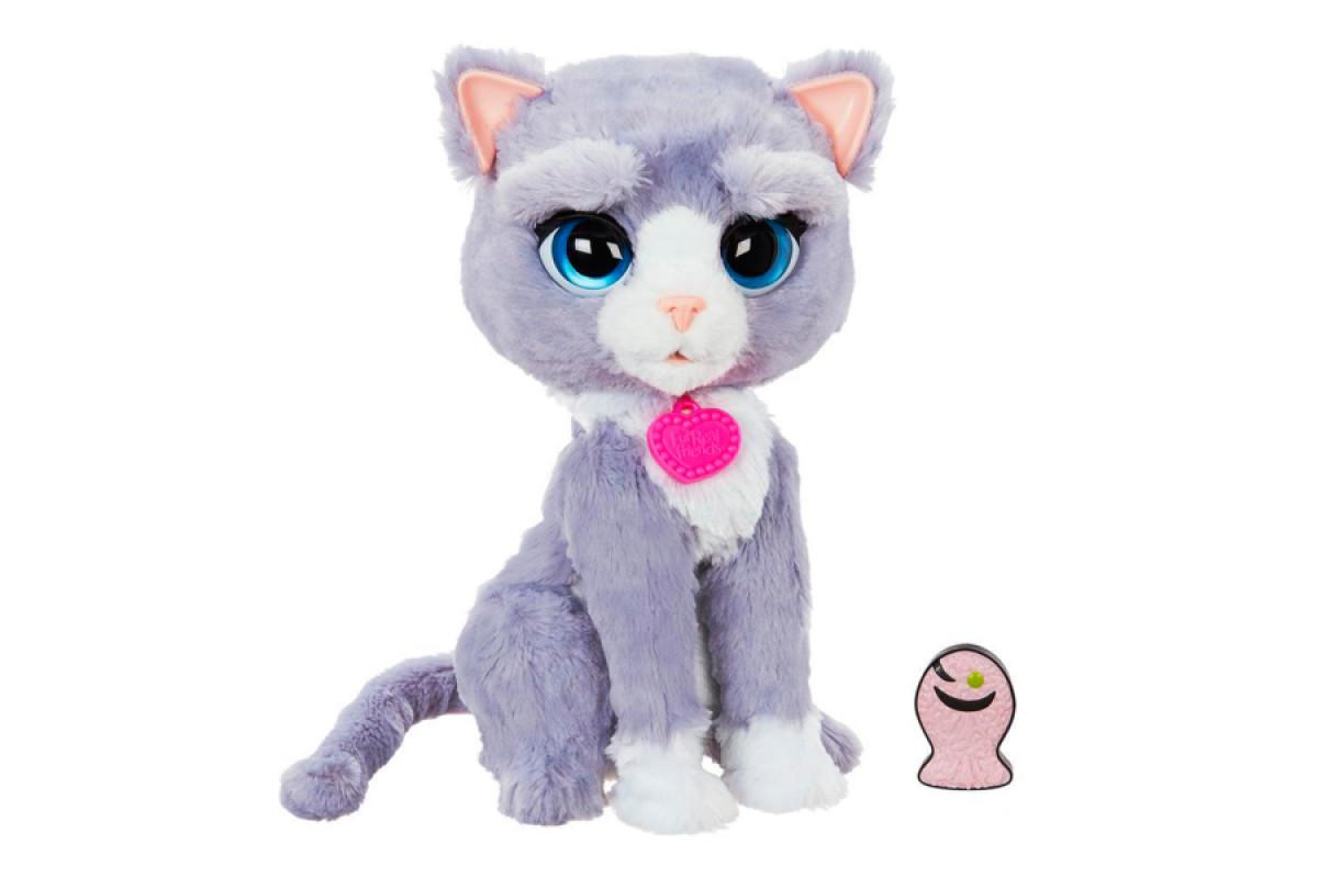Furreal Friends Котенок бутси интерактивная игрушка Hasbro