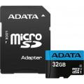 Карта памяти Adata Premier microSDHC 32GB Class 10 UHS-I U1 (85/25MB/s) + ADP