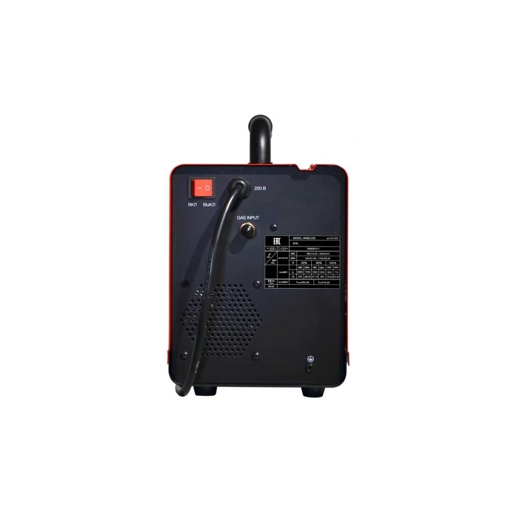 Сварочный аппарат Fubag IRMIG 200 (31433) полуавтомат инвертор + горелка FB 250 3м