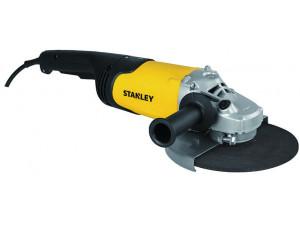 Углошлифовальная машина (болгарка) Stanley STGL2223-B9  большая 2200Вт 230мм