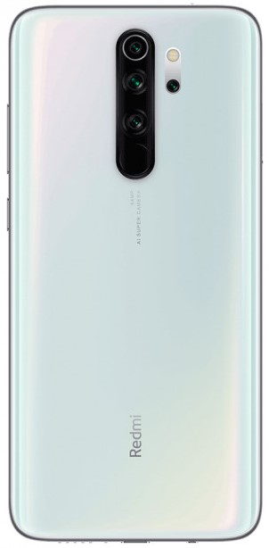 Смартфон Xiaomi Redmi Note 8 Pro 6/64GB White (Белый) Global Version