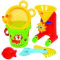 Gowi Набор для игры с песком и водой № 1, 6 предметов 558-39
