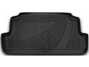 Коврик в багажник Element для LADA 4x4, 2009->, Внед., 3D, 1 шт. (полиуретан)
