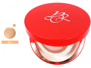 Пудра Yu-r Moist Layer Cushion (21 тон),светлая SPF 50, 25гр.