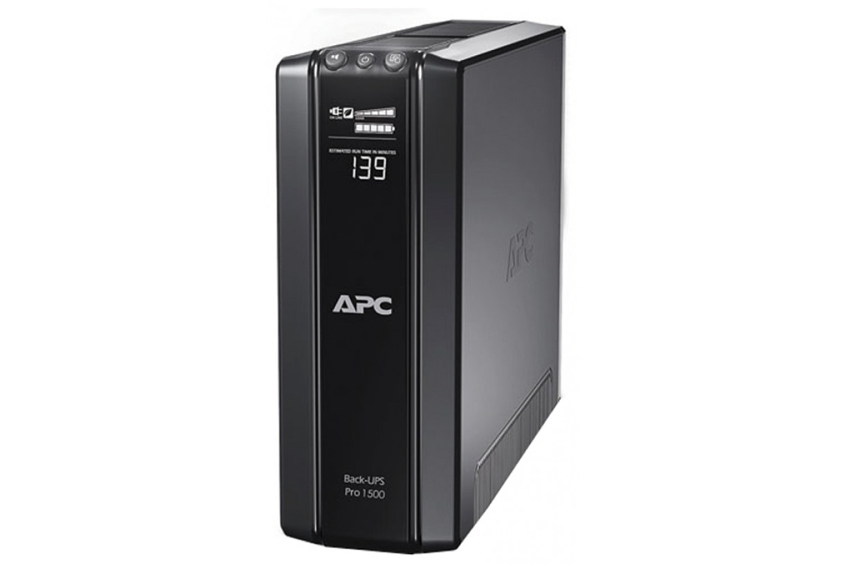 ИБП APC Power Saving Back-UPS Pro 1500