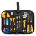Набор инструмента KRAFT KT 703000 9 предметов в сумке