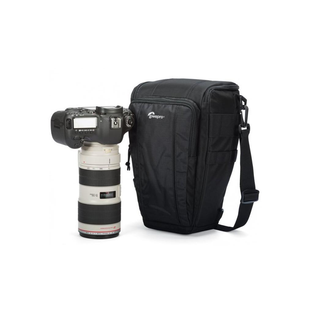 фотосумка Lowepro Toploader Zoom 55 AW II черный