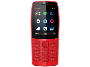 Мобильный телефон Nokia 210 Dual Sim Красный