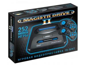 Игровая приставка SEGA Magistr Drive 2 (252 игры)