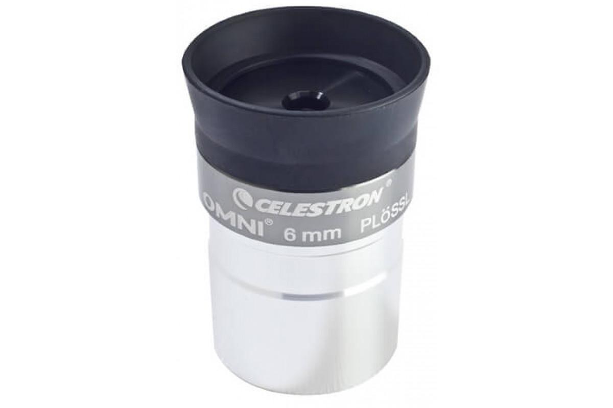 "Окуляр Celestron Omni 6 мм, 1,25"""