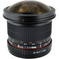 Samyang 8mm f/3.5 Fisheye APS-C II Pentax