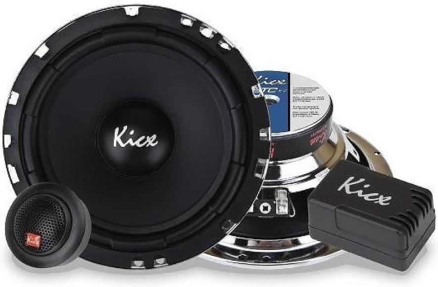 Колонки автомобильные Kicx STC 6.2