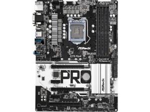 Материнская плата Asrock H270 PRO4 Soc-1151 Intel H270 4xDDR4 ATX AC`97 8ch(7.1) GbLAN RAID+VGA+DVI+HDMI