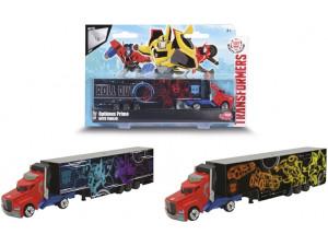 Трансформеры Dickie, Трейлер Optimus Prime 20см