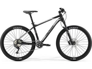 "Велосипед Merida Big Seven XT Edition Matt Black (Silver) L(19"")(72499)"