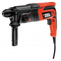 Перфоратор BLACK & DECKER KD860KA-QS  sds+ 600Вт 3режима 1.6Дж