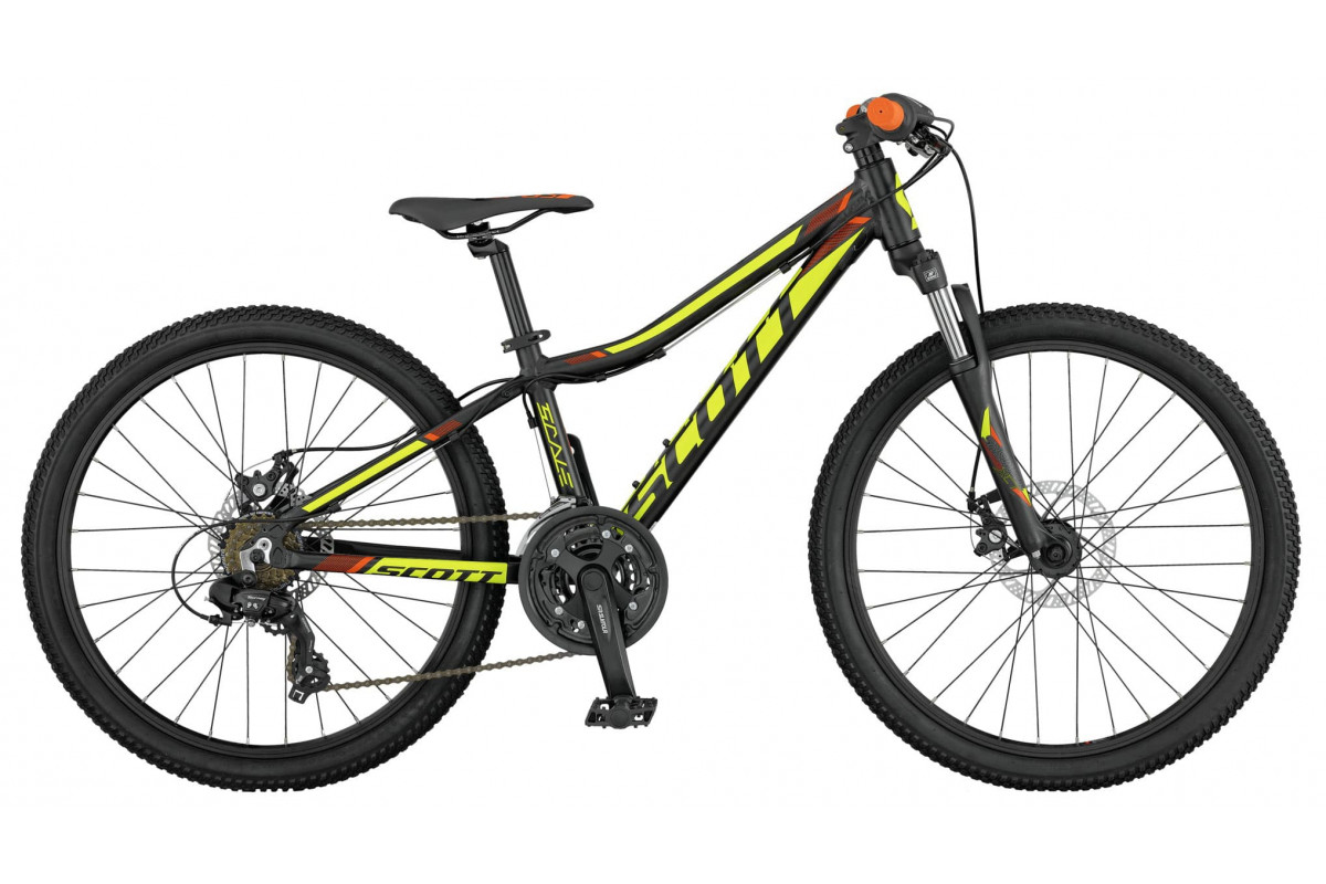 "Велосипед Scott 17"" Scale JR 24 Disc"