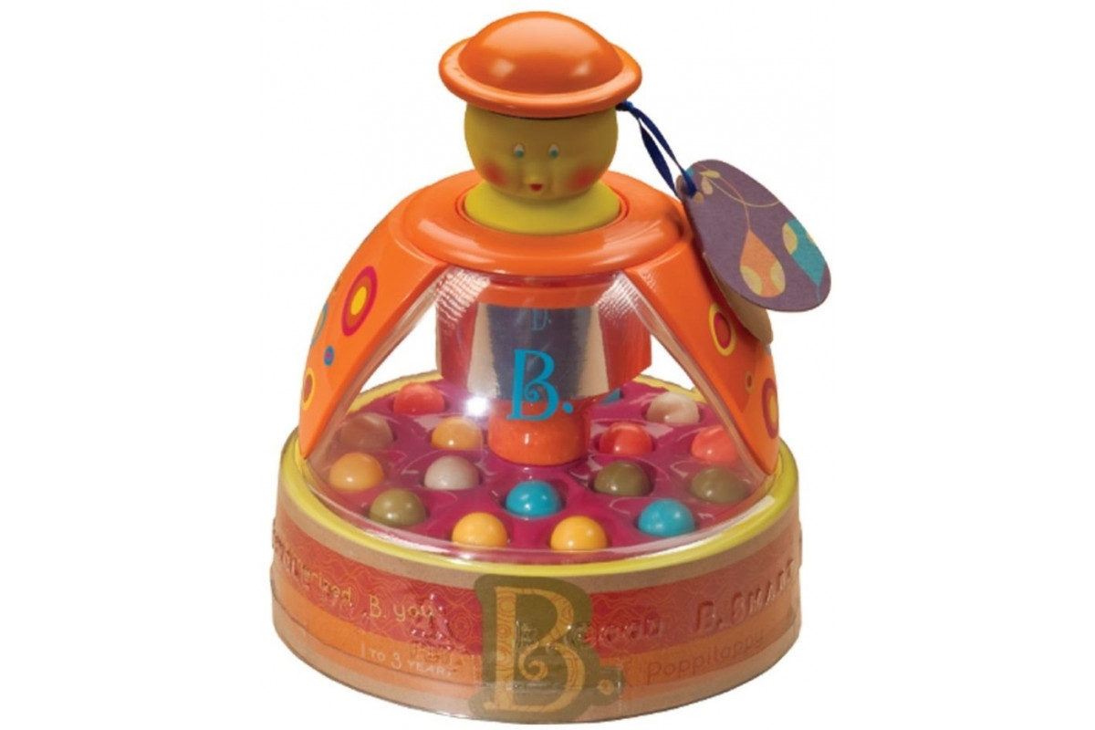 B.Toys Юла Прыгающие шарики