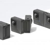 Insta360 EVO – складная камера, снимающая 3D 180º и 360º 5,7K видео