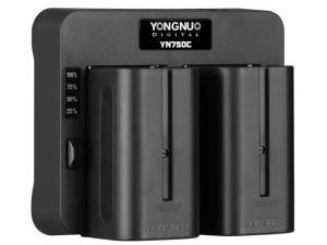 Зарядное устройство Yongnuo YN750C для NP-F750/NP-F970
