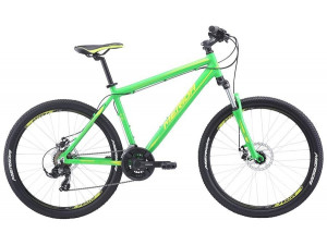 "Велосипед Merida Matts 6.10-MD Green/LiteGreen 2019 XS(14.5"")(33553)"