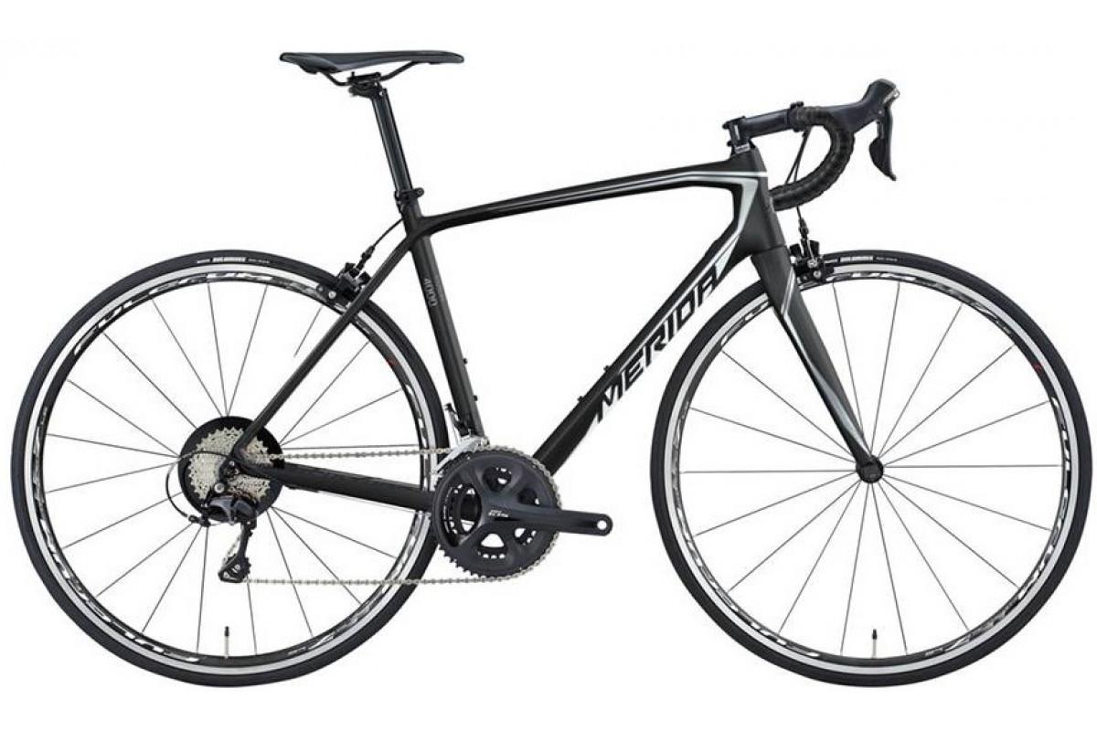 Велосипед Merida SCULTURA 4000-TW Matt UD(Shiny Silver) 2018 S(50cm)(48141)