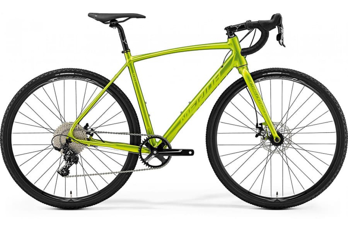 Велосипед Merida CycloCross 100 Olive (Greenl) 2019 XS(47см)(77223)