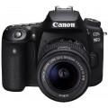 Зеркальный фотоаппарат Canon EOS 90D Kit 18-55 STM