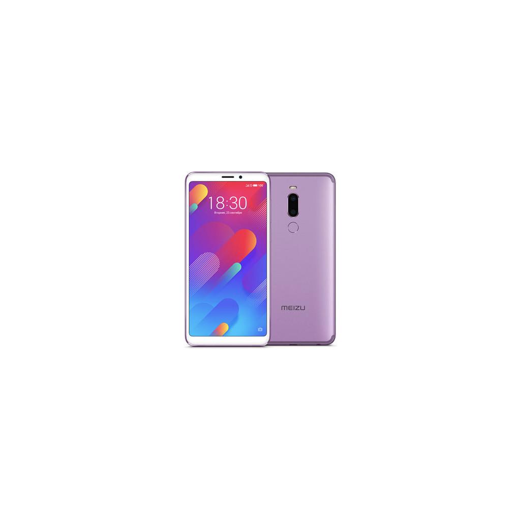 Смартфон Meizu M8 4/64GB Пурпурный Global Version