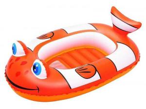 Bestway Надувная лодочка Рыба-клоун 34089