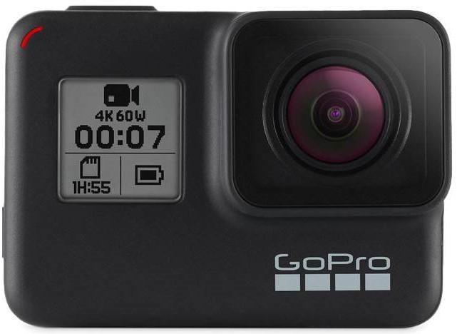 Экшн камера GoPro HERO7 Black Edition
