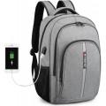 """Рюкзак Tigernu T-B3893 для ноутбука 15.6"""" серый"""