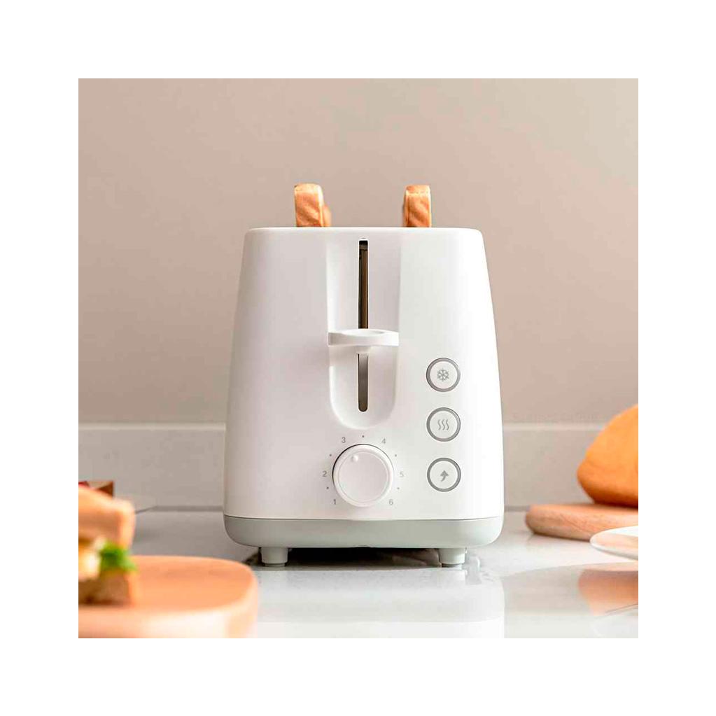 Тостер-гриль Xiaomi Pinlo Mini Toaster PL-T075W1H белый