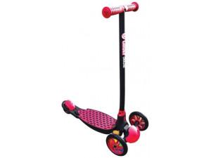 Yvolution Glider Deluxe самокат детский розовый 100886
