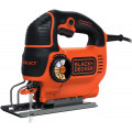 Лобзик Black & Decker KS801SEK-QS  550Вт глуб.80мм рег.скор. наклон подошвы глуб.80мм чемодан
