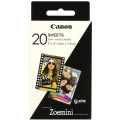 Фотобумага для Zoemini ZP-2030 20 SHEETS EXP HB 20 листов