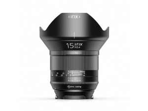 Irix Lens 15mm f/2.4 Firefly Canon EF