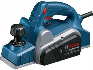 Рубанок Bosch GHO 6500 (0.601.596.000)  650Вт до 2.6мм