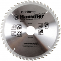 Диск пильный Hammer Flex 205-117 CSB WD  210мм*48*30/20мм по дереву