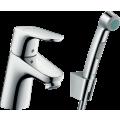 Однорычажный смеситель для раковины (умывальника) Hansgrohe Focus E2 31926000
