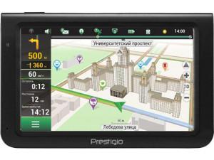 Автомобильный GPS навигатор Prestigio GeoVision 5069