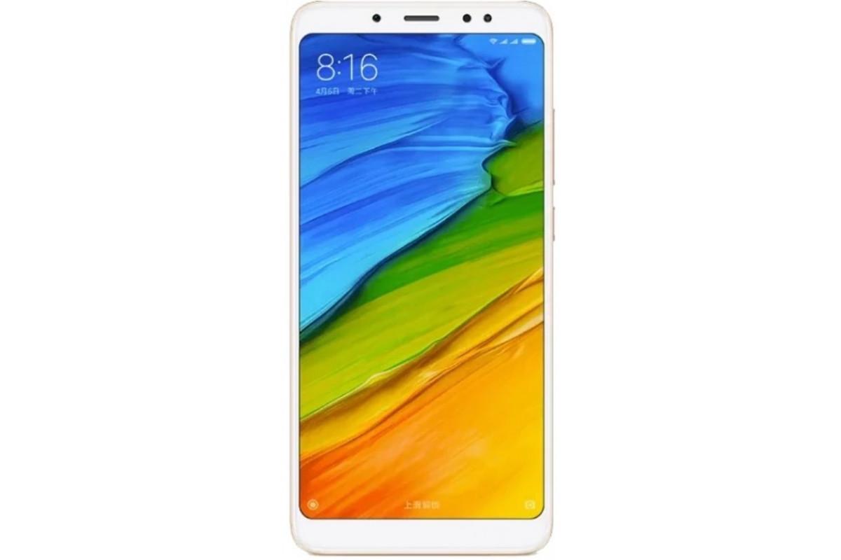 Смартфон Xiaomi Redmi Note 5 3/32 GB Gold EU
