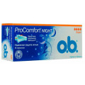 Тампоны o.b. ProComfort Night Super 16 шт.+Тампоны ProComfort Super 16шт