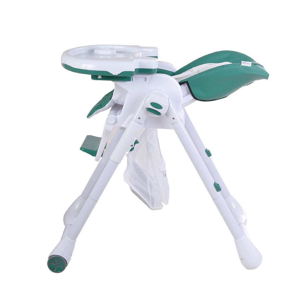 Pituso Elcanto - стульчик для кормления Eco кожа кожа зеленый