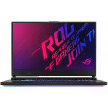 """Ноутбук ASUS ROG GL512LU-AZ232T (Intel Core i7 10750H/16384Mb/512Gb SSD/15.6""""/1920x1080/nVidia GeForce GTX1660Ti/W10) черный"""
