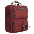 Рюкзак для мамы YRBAN MB-102 бордовый