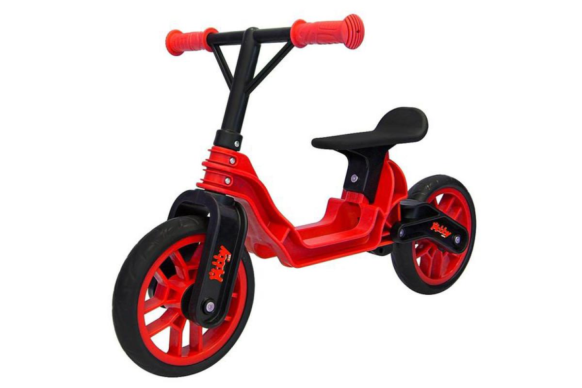 Hobby bike Magestic - детский беговел красный черный